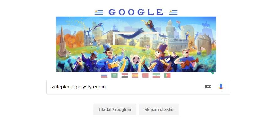 Zaciname s obrazkami v SEO_Zadanie hladaneho slova do Google